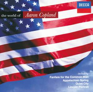 The World of Aaron Copland Product Image