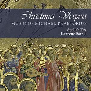 Christmas Vespers: Music Of Michael Praetorius Product Image