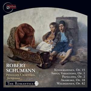 The Romantics, Vol, 22: Schumann Works for Piano Product Image