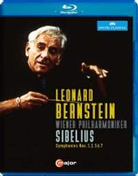 Sibelius: Symphonies Nos. 1, 2, 5 & 7 – Blu-ray version