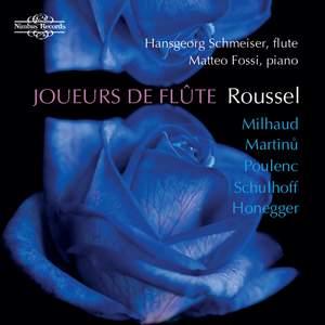 20th Century Sonatas for Flute & Piano Product Image