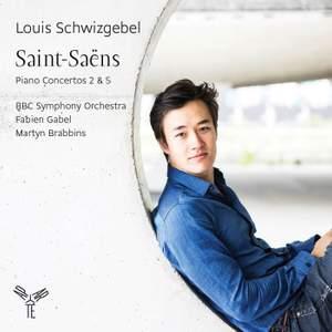 Saint-Saëns: Piano Concertos Nos. 2 & 5 Product Image