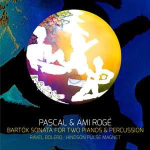 Pascal & Ami Rogé play Bartók, Hindson & Ravel