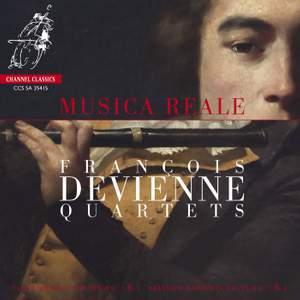 Francois Devienne: Quartets