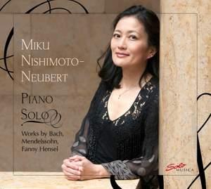 Miku Nishimoto-Neubert: Piano Solo