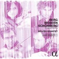 Berg, Schoenberg & Webern: Chamber Music