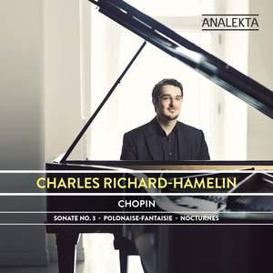 Chopin: Piano Sonata No. 3, Polonaise-Fantaisie & Nocturnes Product Image