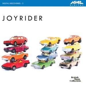 Digital Discoveries, Vol. 3: Joyrider
