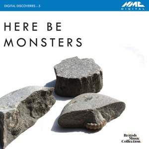 Digital Discoveries, Vol. 5: Here Be Monsters Product Image