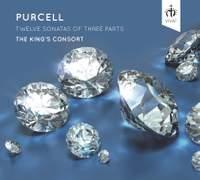 Purcell: Twelve Sonatas of three parts (1683)