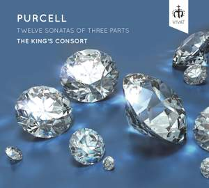 Purcell: Twelve Sonatas of three parts (1683)