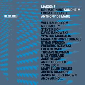 Anthony de Mare - Liaisons