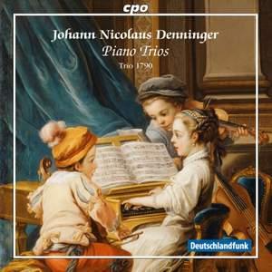 Denninger: Piano Trios Product Image