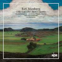 Atterberg: Cello Concerto & Horn Concerto