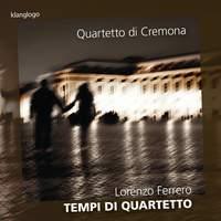 Ferrero, L: Tempi Di Quartetto