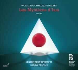 Mozart: Les Mystères d'Isis, Paris, 1801