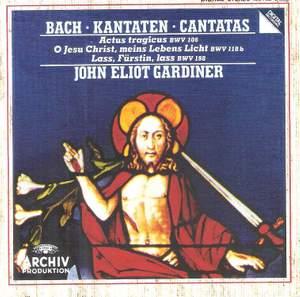 Bach: Cantatas Product Image