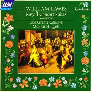 Lawes: Royall Consort Suites, Vol. 1