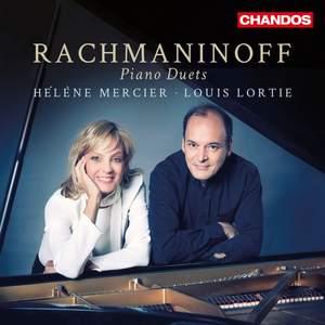 Rachmaninoff: Piano Duets