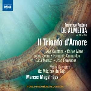 Almeida, F A: Il Trionfo d'Amore