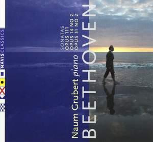 Beethoven: Piano Sonatas Nos. 10, 17 & 32