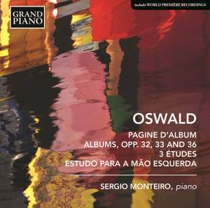 Henrique Oswald: Piano Works