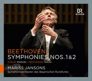 Mariss Jansons conducts Beethoven Symphonies Nos. 1 & 2
