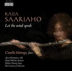 Kaija Saariaho: Let The Wind Speak
