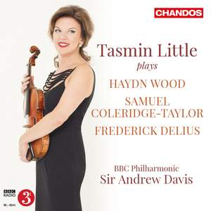 Tasmin Little plays British Violin Concertos Product Image