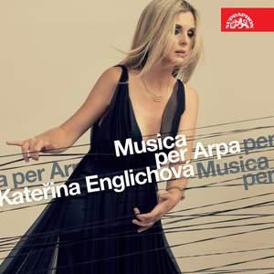 Musica Per Arpa: Kateřina Englichová