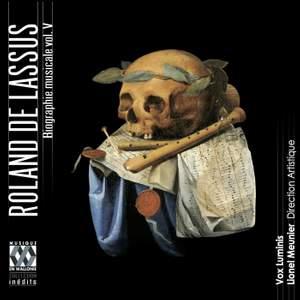 Lassus: Biographie Musicale Volume V