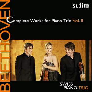 Beethoven: Complete Works for Piano Trio Vol. II