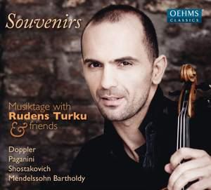 Souvenirs: Rudens Turku & friends
