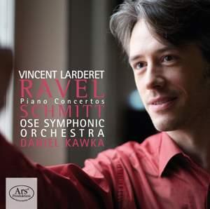 Ravel & Schmitt: Piano Concertos