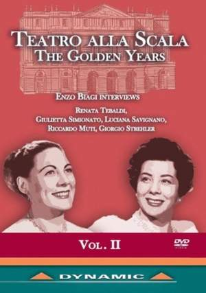 Teatro alla Scala: The Golden Years Vol.2