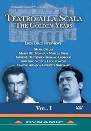 Teatro alla Scala: The Golden Years Vol.1