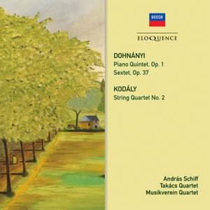 Dohnányi: Piano Quintet No. 1 & Sextet