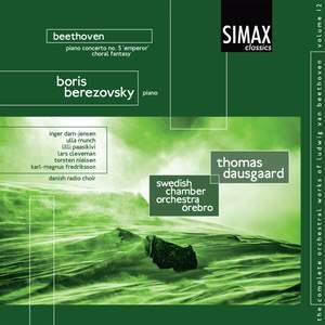 Beethoven: Piano Concerto No. 5 'Emperor' & Choral Fantasy, Op. 80