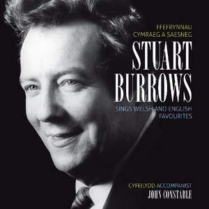 Stuart Burrows sings Welsh and English Favourites Product Image