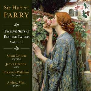 Parry: English Lyrics & other Songs Vol. I Product Image
