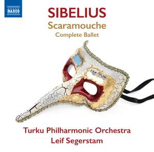 Sibelius: Scaramouche, incidental music, Op. 71 Product Image