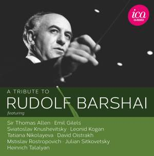 Historical Choice: Rudolf Barshai