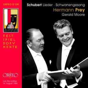 Schubert: Lieder & Schwanengesang