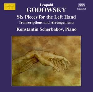 Godowsky - Piano Music Volume 13