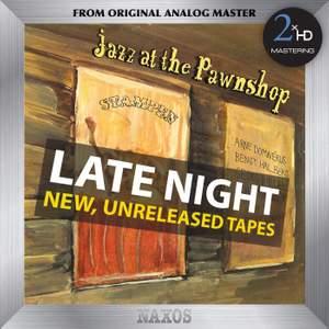 Jazz at the Pawnshop - Late Night
