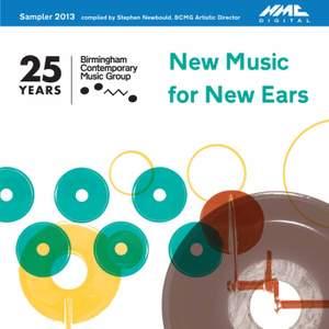 BCMG 2013 Sampler: New Music for New Ears