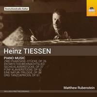 Heinz Tiessen: Piano Music