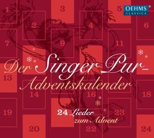 The Singer Pur Advent Calendar