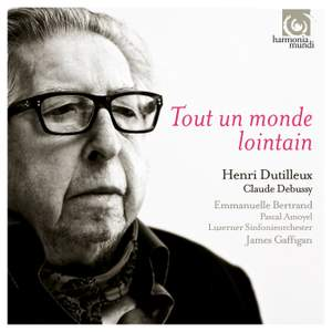 Emmanuelle Bertrand plays Dutilleux & Debussy