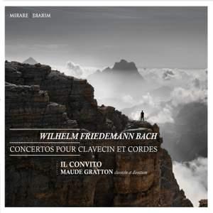 WF Bach: Harpsichord Concertos